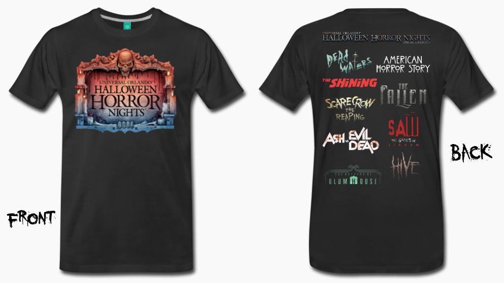 HHN 27 Merchandise - Halloween Horror Nights 27 - Horror Night