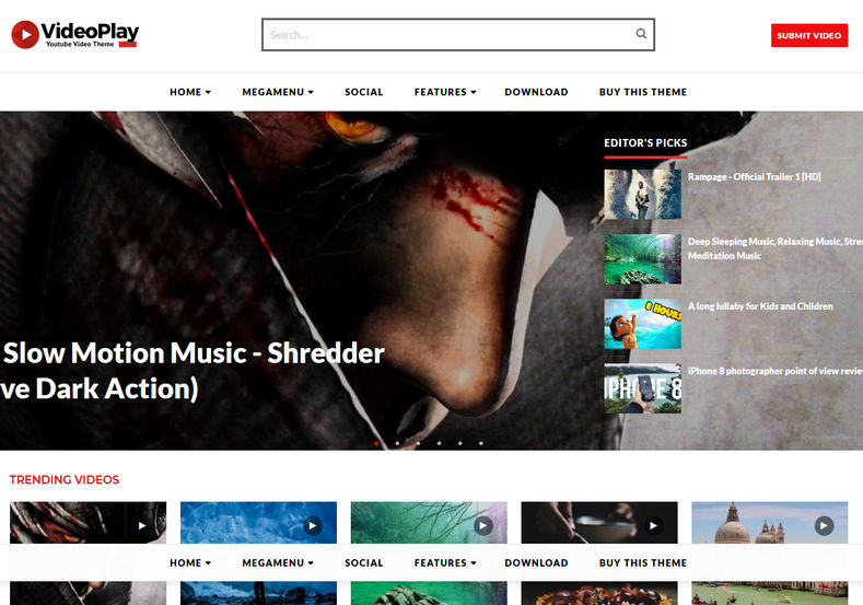 Video_Play_Blogger_Template