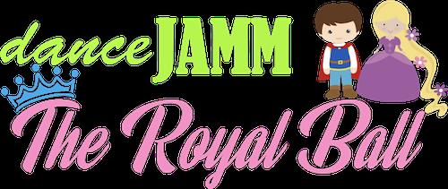 Dance Jamm Royal Ball Logo