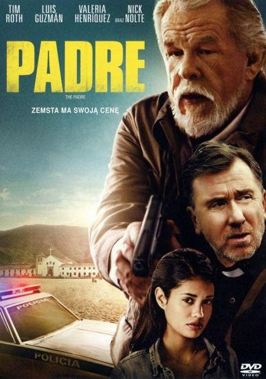 Padre / The Padre (2018) PL.AC3.DVDRip.XviD-GR4PE   Lektor PL