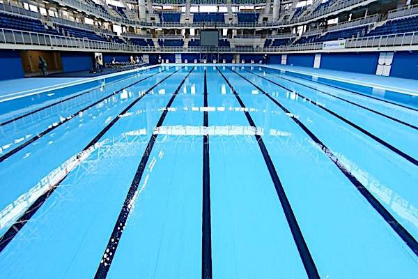 Ξεκινά τη λειτουργία του το κολυμβητήριο Αγρινίου