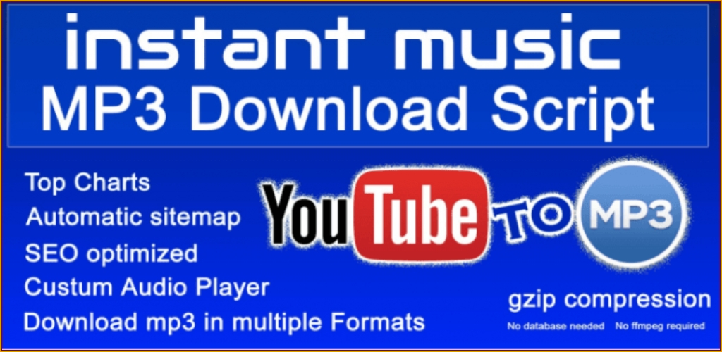 New Camp Music Download Application