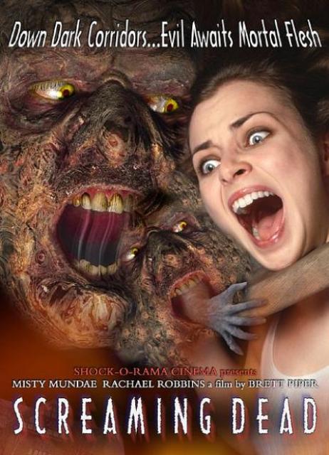 Screaming Dead (2003) WEBRip XviD 700MB