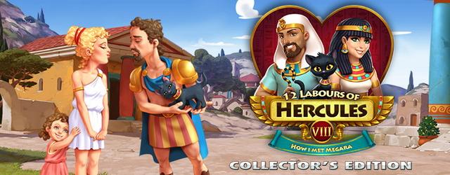 12 Labours of Hercules VIII: How I Met Megara Collector's Edition {v.Final}