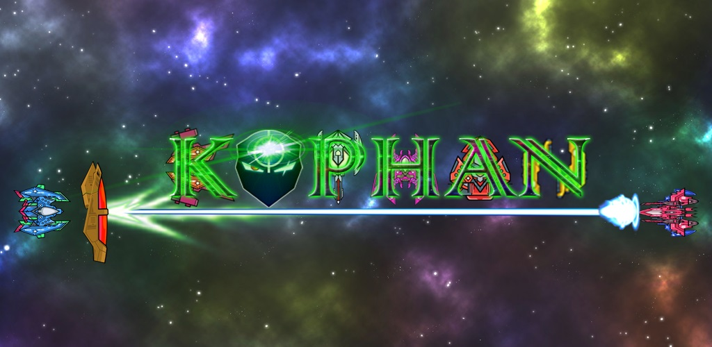 [android] KOPHAN: Strategy & Space Shooter