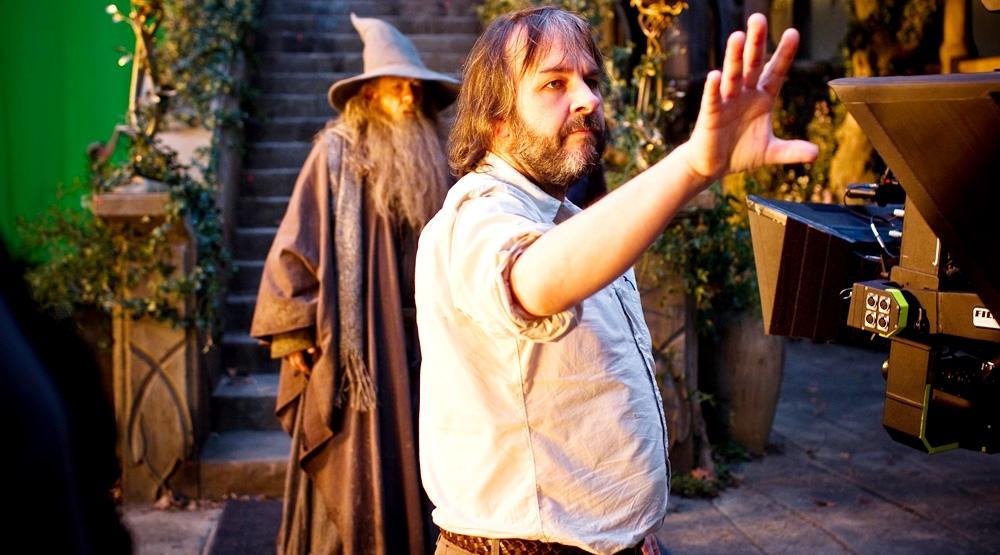 Питер Джексон не будет участвовать в создании сериала «Властелин колец»