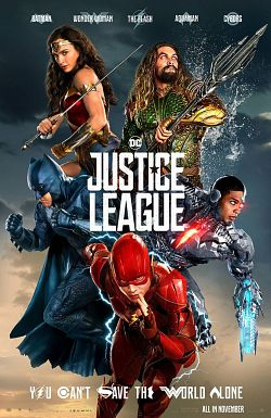 Justice League 2017 HDRip