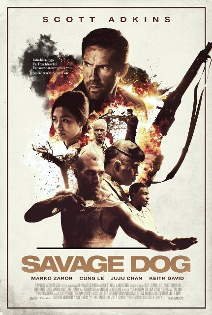 Savage Dog (2017) BluRay 1080p 5.1CH x264