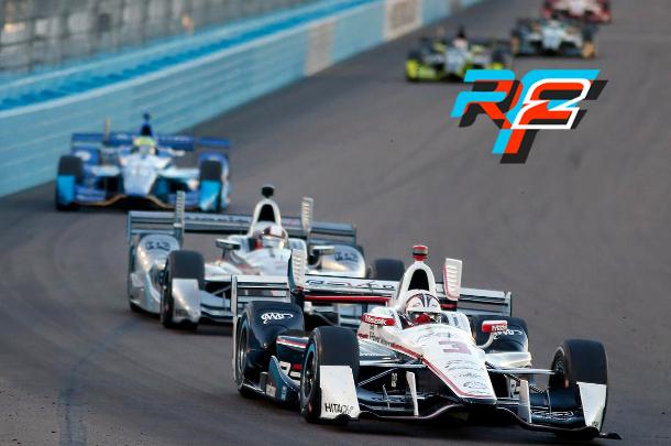 VRC Indycar 2018 - Round 2 - Phoenix