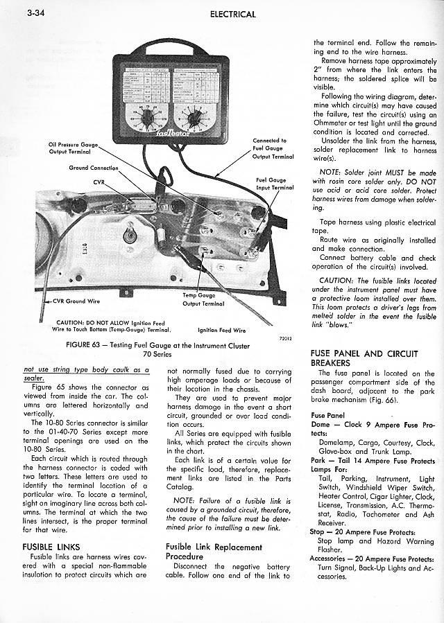Fuse Box Javelin - Diagrams Catalogue