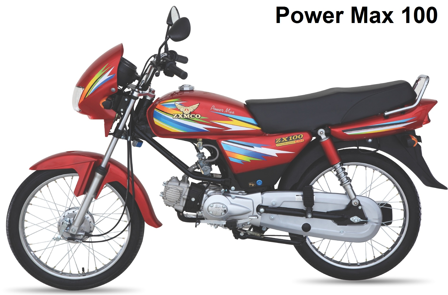 ZXMCO ZX100 Power Max 2018