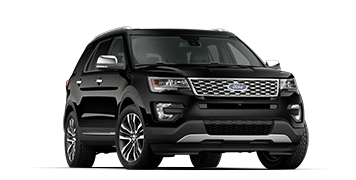 View Ford Explorer Inventory