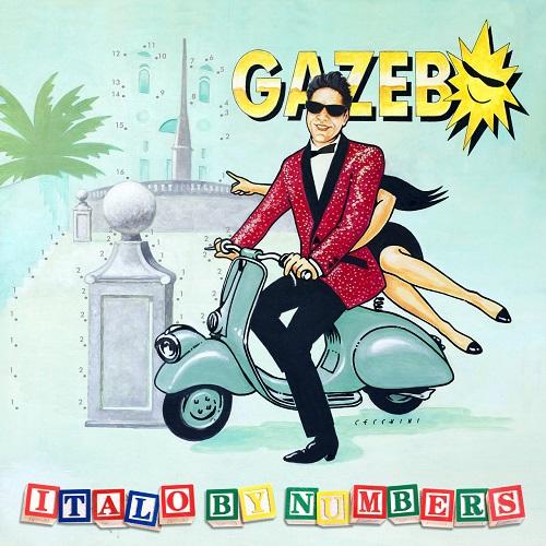 Gazebo - Italo by Numbers (2018) [FLAC]