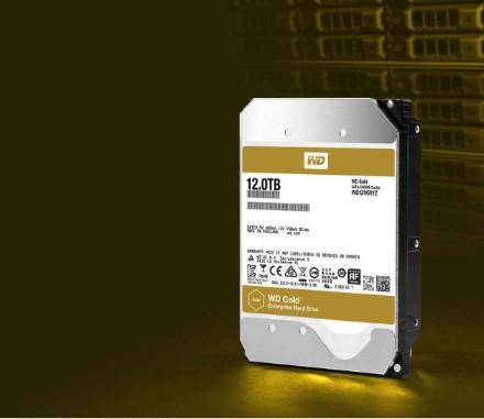 WD Gold Enterprise Hard Drive