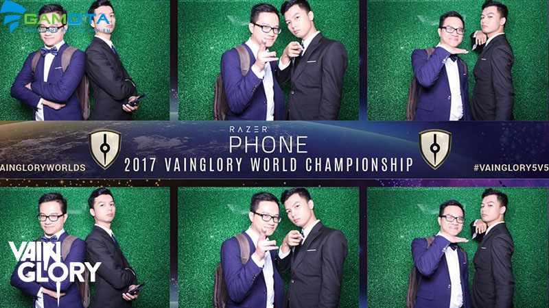 Lần đầu tiên Việt Nam đã có Caster tham gia bình luận tại một giải Esports thế giới