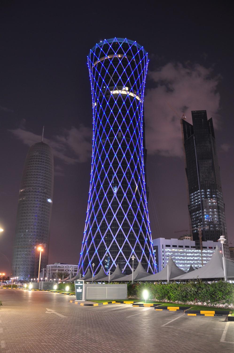 Торнадо Тауэр в Катаре