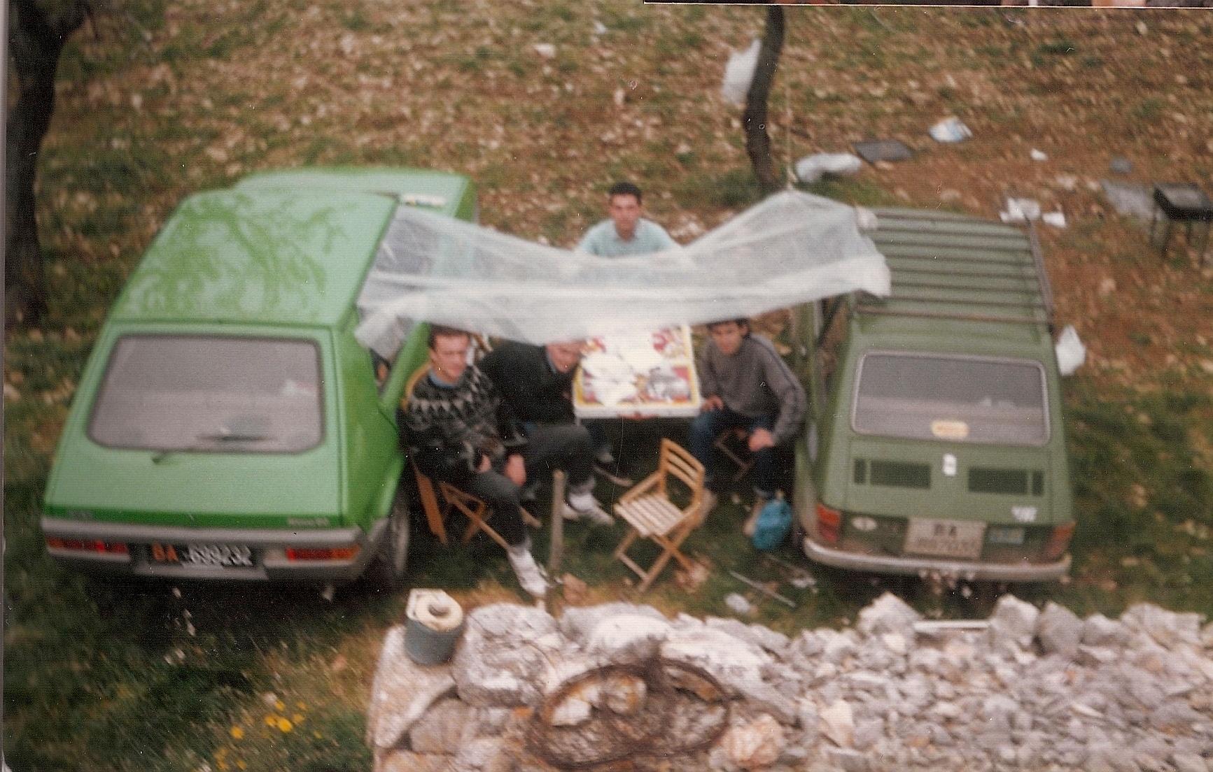 Ed ecco le auto avute in famiglia  FIAT_RITMO