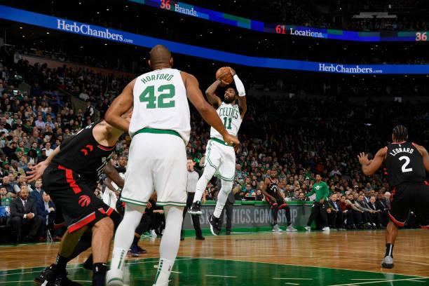 ბოსტონ სელტიკსი 123-116 ტორონტო რაპტორსი / NBA / მიმოხილვა