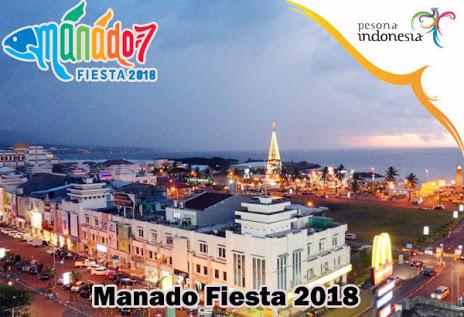 Image of MARI JO KA MANADO FIESTA 2018