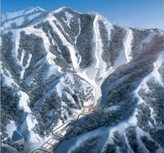 National Alpine Ski Centre