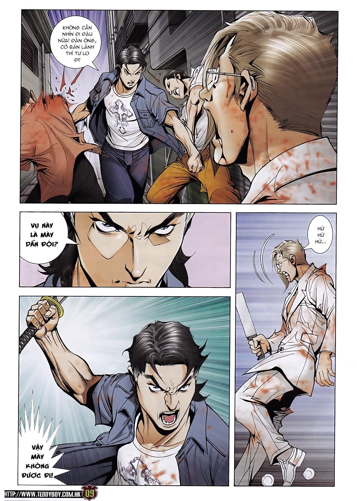 Người Trong Giang Hồ chapter 1963: đấu tử tử đấu trang 7