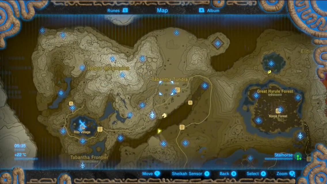 Botw map not as big as it seems ign boards xenoblade chronicles x botw map not as big as it seems ign boards gumiabroncs Image collections