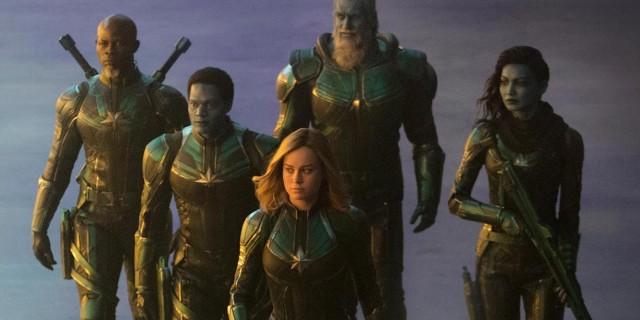 CAPTAIN MARVEL Is Seemingly Making A Major Change To Carol Danvers' Origin Story