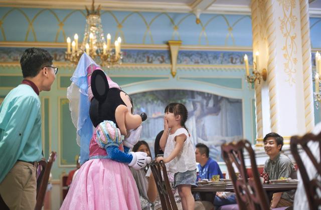 Shanghai Disneyland (2016) - Le Parc en général - Page 40 W858