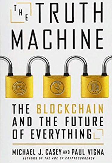 Машина правды Блокчейн и будущее человечества.  Пол Винья, Майкл Кейси