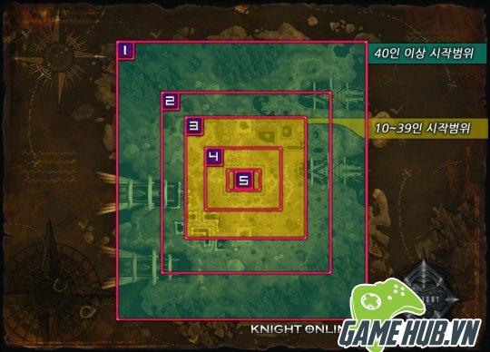 Knight Online -  Game PVP cổ điển cũng không thoát khỏi vòng xoáy sinh tồn - ảnh 2