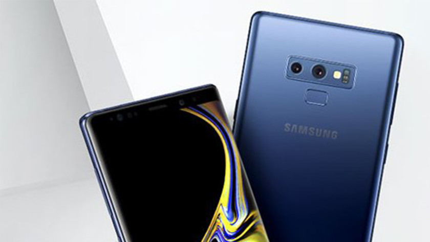 Note 9 Unboxing