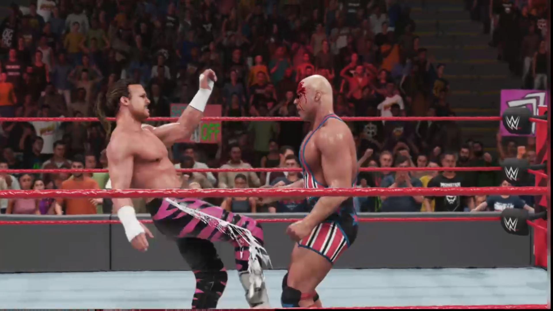 WWE 2K19 Universe Mode - Fantasy Booking 101 - Operation