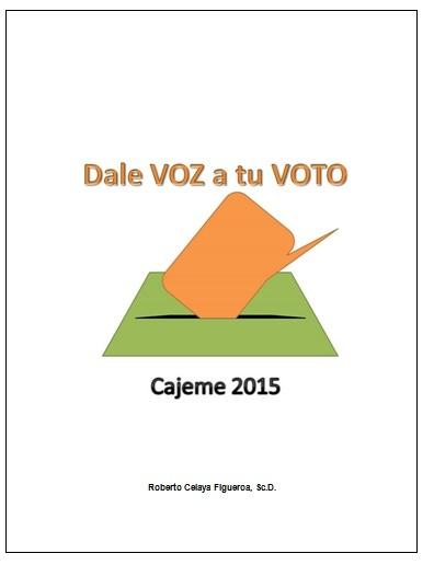 Dale Voz a tu Voto