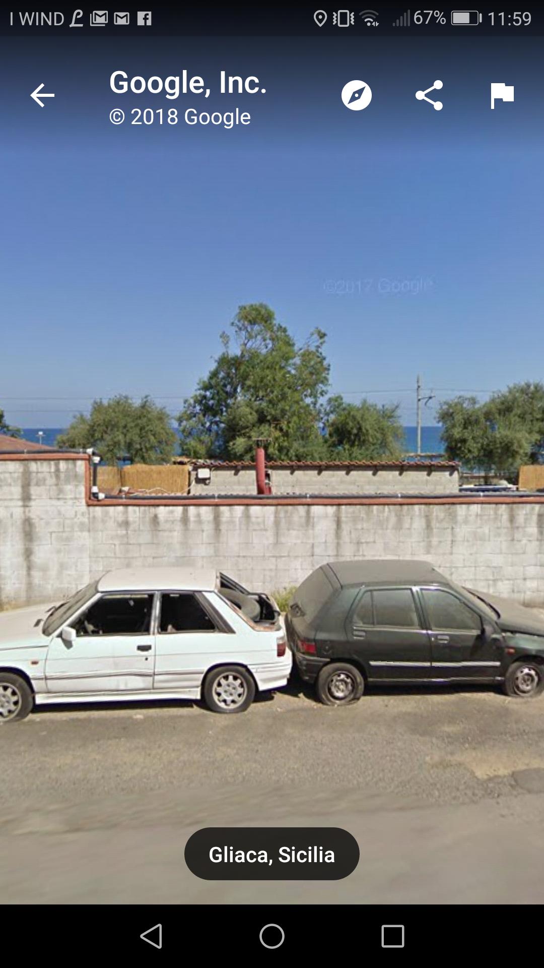 Auto  storiche da Google Maps - Pagina 10 Gliaca