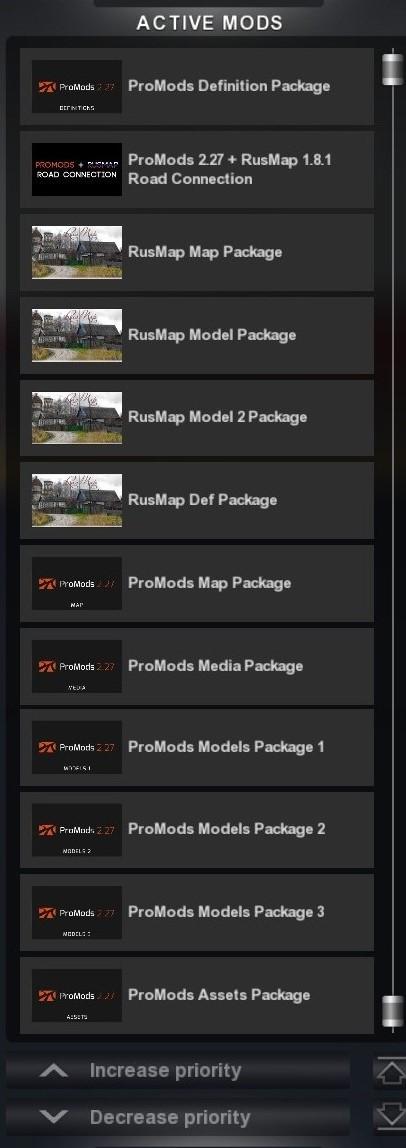ProMods 2 27 and RusMap 1 8 1 loading crash! - ProMods