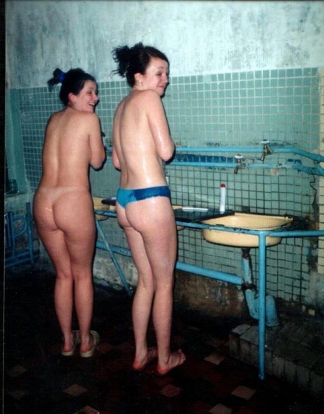 голые девушки в общаге, общажные девки