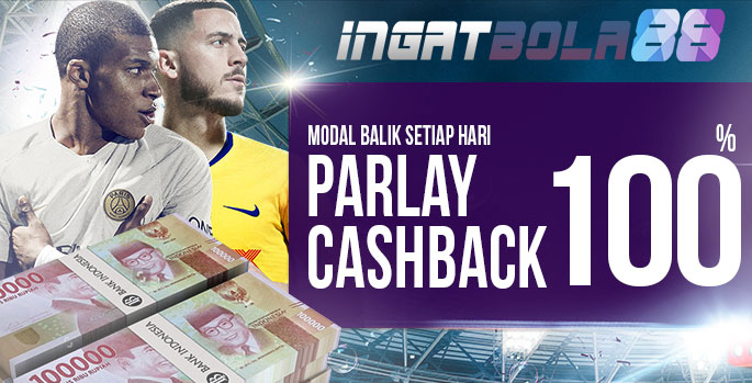 100% Parlay Cashback