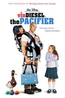 მელოტი ძიძა / The Pacifier