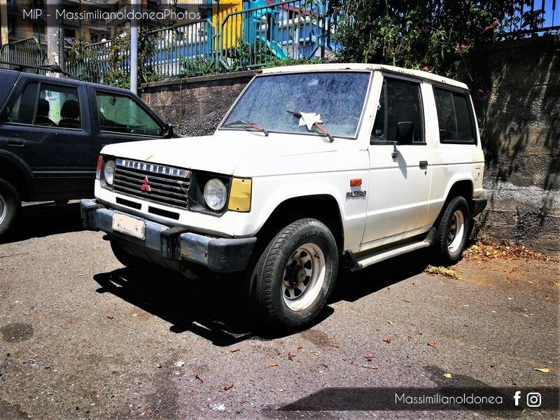 Auto Abbandonate - Pagina 6 Mitsubishi-Pajero-D-2-5-84cv-89-AO177509