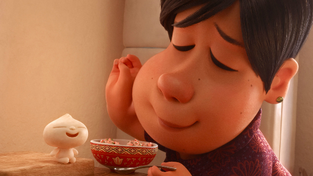 Image result for mother eats the bao short film