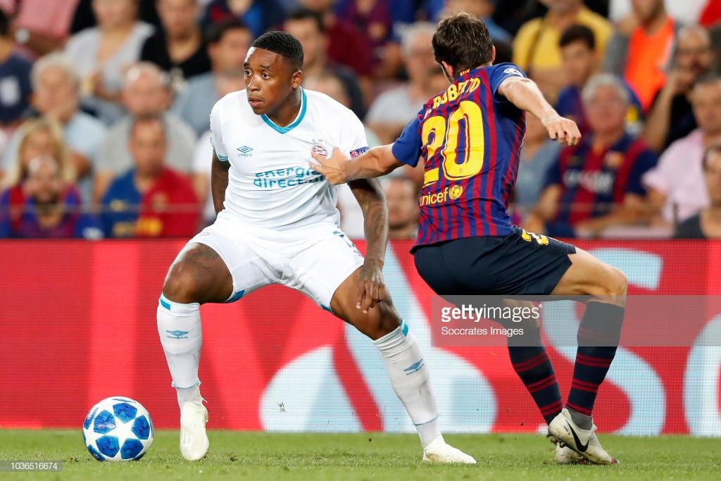صور مباراة : برشلونة - PSV إندهوفن 4-0 ( 18-09-2018 )  Sr2