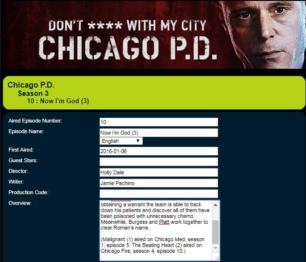 Chicago P3