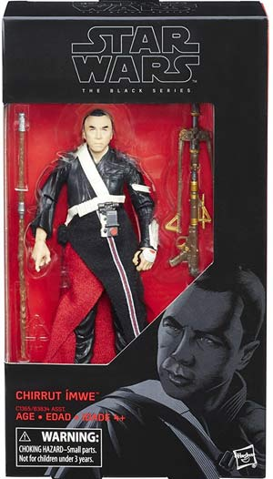 Star Wars Black Series Chirrut Imwe 6 Inch
