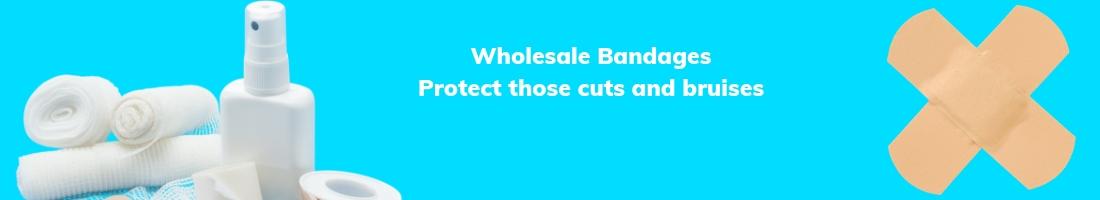 Wholesale Bandages and Bulk Bandages