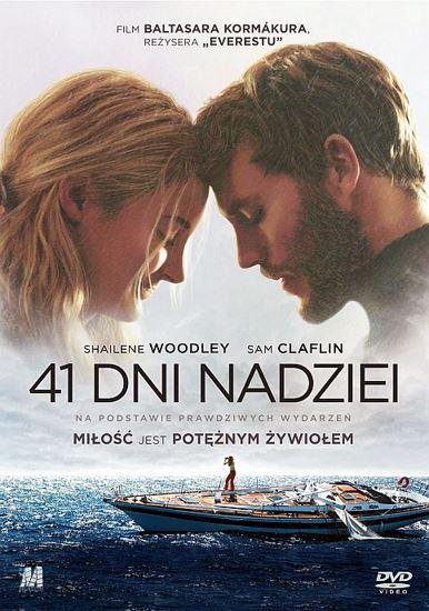 41 dni nadziei / Adrift (2018) PL.AC3.DVDRip.XviD-GR4PE | Lektor PL
