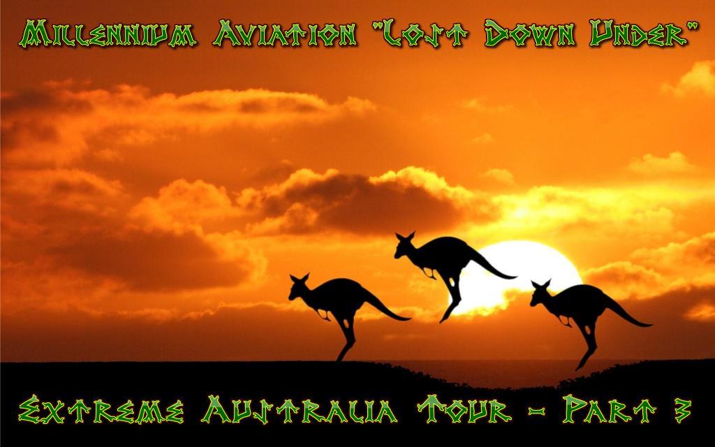 Extreme Aussie Tour - Part 3