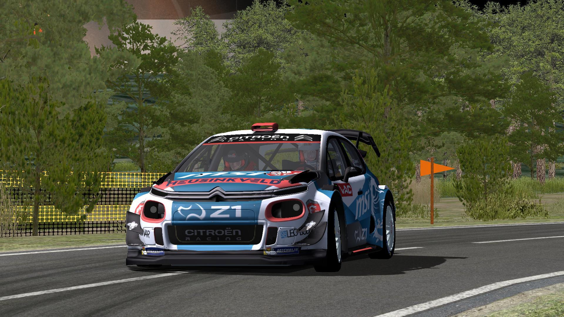 Résumés WRC Rom