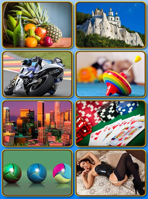 Beautiful Mixed Wallpapers Pack 855