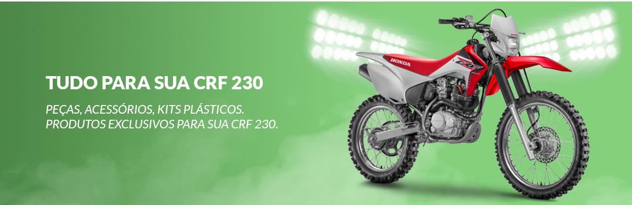peças, acessórios e kits plásticos para sua CRF 230