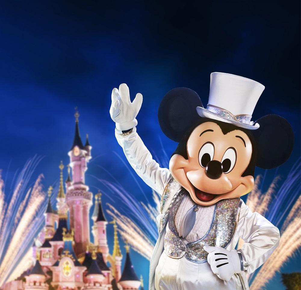 Mickey Mouse's 90th Birthday at Disneyland Paris